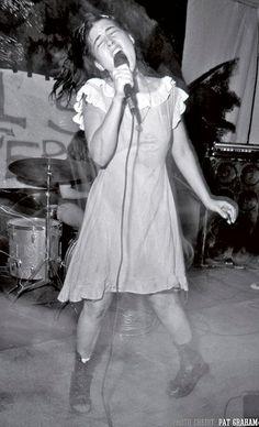 Kathleen Hanna, Bikini Kill