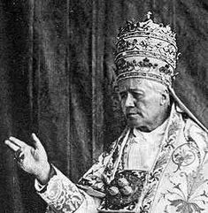 """""""Yet the Vatican Council has defined, 'If anyone says that the one true God, our Creator and Lord, cannot be known with certainty by the natural light of human reason by means of the things that are made, let him be anathema.'""""~Pope St. Pius X, Pascendi Dominici Gregis"""