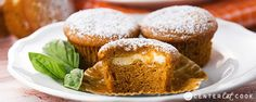 Easy Pumpkin Cream Cheese Muffins recipe inspired by the Starbucks version! Pumpkin Cream Cheese Muffins, Cheese Pumpkin, Pumpkin Cream Cheeses, Pumpkin Recipes, Fall Recipes, Crumb Coffee Cakes, Pumpkin Dessert, Sweet And Spicy, Muffin Recipes
