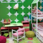 Mobilier compact pentru copii