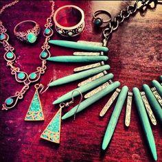 Beautiful Turquoise Jewelery