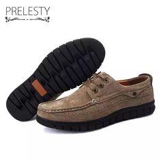 cheap for discount 4b178 b92f9 Prelesty Steampunk Estilo Hombres de la Marca de Plataforma Zapatos Hombres  Zapatos Casual de Invierno Hecho