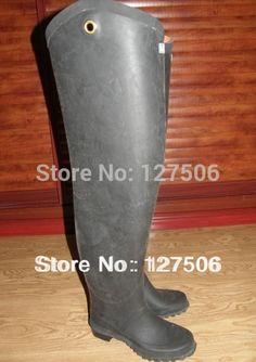 送料無料超軽量超軽量オーバー は膝の ブーツ ゴム長靴レインラバーブーツ釣り ブーツ