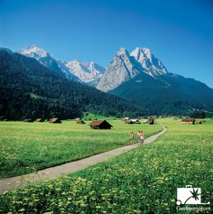 Garmisch, Germany...no big deal, just gorgeous!