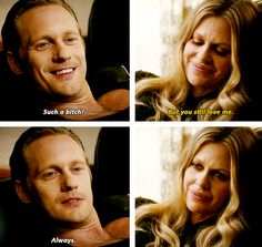 Another Always. Eric and Pam - True Blood s7