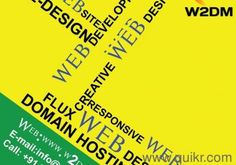 Graphic Design and Web Designing & Development