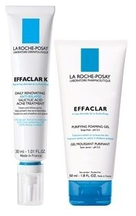 LA Roche-Posay: use this 2 guys together and discover a whole new beautiful complexion. great treatment!!