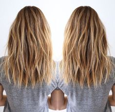 #hairgoals #hair #ombré #blonde #beachy #girl