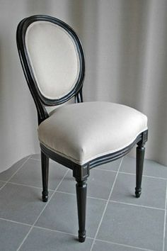 www.limedeco.gr neoclassical white chair!