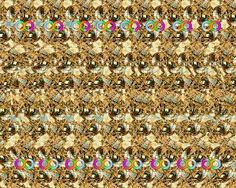Infinity Stereogram Illusion - http://www.moillusions.com/infinity-stereogram-illusion/
