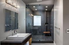 25 Modern Bathroom Ideas to Create a Clean Look - http://freshome.com/modern-bathroom-ideas/