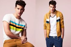 Pull & Bear Spring/Summer 2012 Men's Lookbook | FashionBeans.com