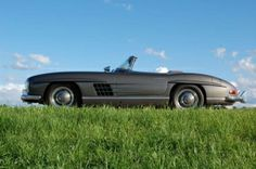 1957 Mercedes-Benz 300SL by Pinky and the Brain