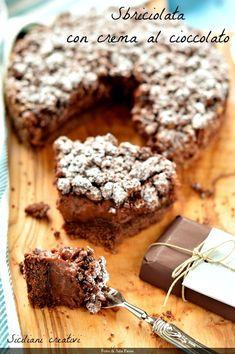 Ovviamente no. Non che io disprezzi le creme French Desserts, Mini Desserts, Dessert Recipes, Nutella, Chocolate Custard, Chocolate Cake, Bon Appetit, Cinnamon Cake, Torte Cake