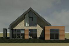 Nieuwbouw schuurwoning Streefkerk