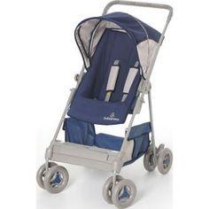 Carrinho de Bebê Galzerano Riviera Azul/Cinza, pratico, seguro e confortável.    Novo modelo, com incrível design.
