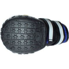 Paw Tech Extreme Dog Boot, Large 3 inch, Blue