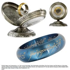 One Ring Stainless Steel- Blue US Sizes 6 - 14 | Buy Online | World Supermarket