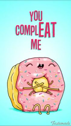 35 Hilarious Donut Quotes In Celebration Of National Donut Day - Food Meme - 35 Funny Donut Quotes To Celebrate National Doughnut Day Funny Food Puns, Food Jokes, Punny Puns, Food Humor, Love Puns, Funny Love, Funny Quotes, Funny Memes, Hilarious