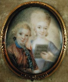 Maria Anna Mozart: Mozart's sister 'composed works used by younger brother'…
