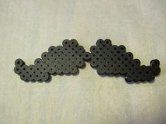 Perler/Hama - Moustache - have a friend's husband who is doing Movember.  Might make her a set:)