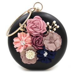 SHARE & Get it FREE | Metal Ring Flowers Canteen Evening BagFor Fashion Lovers only:80,000+ Items • New Arrivals Daily • Affordable Casual to Chic for Every Occasion Join Sammydress: Get YOUR $50 NOW!