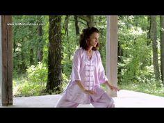 Qigong Warmup with Dantian Breath Practice - YouTube