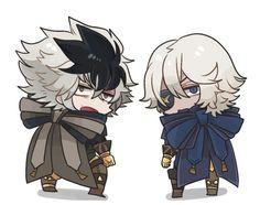 Shura, Niles, Fire Emblem Fates