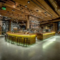 Starbucks Unveils a New Playground for Coffee Lovers  #FWx