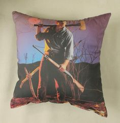 Evil Dead Pillow. This item was sold by Horror Decor at MoreThanHorror.com