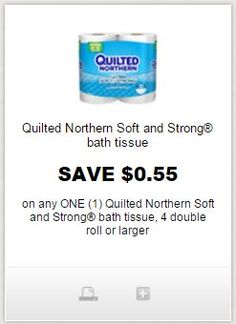 new smooth 'n shine printable coupon... http://www.iheartcoupons ... : quilted northern printable coupons - Adamdwight.com