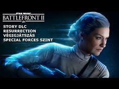 Star Wars Battlefront 2 Story DLC Resurrection Végigjátszás   Special Fo...