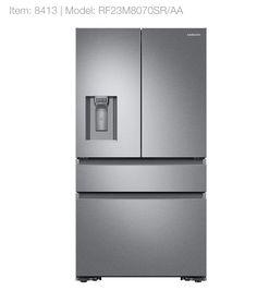 500 Series 24 Quot Freestanding Counter Depth Two Door Bottom