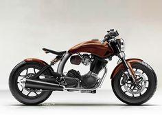 Mac Motorcycles modelo Spud
