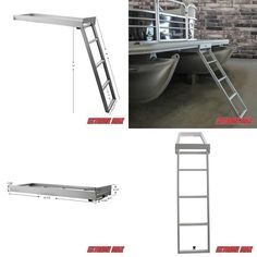10 Best Bow to Beach Ladders and parts images in 2019