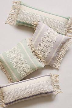 Boho Cushions, Diy Pillows, Decorative Pillows, Throw Pillows, Lounge Cushions, Cushion Cover Designs, Cushion Covers, Pillow Covers, Bohemian Bedding