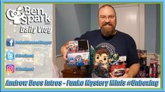 Andrew Does Intros and I Unbox Captain America Funko Mystery Minis  Andrew has been watching a lot of YouTube Kids and he is giving his go at doing Intros. The kids is a riot. He introed his lunch and he introed eating cake.   Later on I unbox a bunch of Funko Mystery Minis for Captain America Civil War. I found seven more of them at Gamestop on Clearance and was hoping to get the 5 that I was missing. Did I get those 5 or not. You gotta watch to find out.