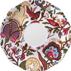 Victoria and Albert Ovey Chintz Saucer