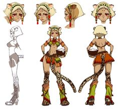 character art | Character Design - Characters & Art - Lime Odyssey: The Chronicles of ...