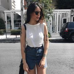 mixing good blood with bad blood.the looks change Daily Fashion, Girl Fashion, Fashion Outfits, Womens Fashion, Outfits Fo, Cool Girl Style, Cute Summer Outfits, Casual Looks, Street Style
