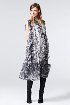 Fall 2012 Ready-to-Wear  Thakoon Addition