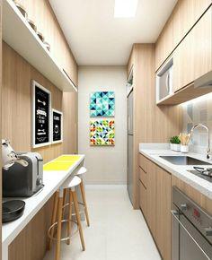 Home Decor Kitchen .Home Decor Kitchen Kitchen Room Design, Kitchen Sets, Home Decor Kitchen, Kitchen Interior, Home Interior Design, Home Kitchens, Interior Livingroom, Interior Ideas, Small Kitchenette