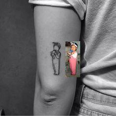 Home - Tattoo Spirit - body art Mini Tattoos, Body Art Tattoos, Small Tattoos, Weird Tattoos, Sweet Tattoos, Piercing Tattoo, Piercings, First Tattoo, Get A Tattoo