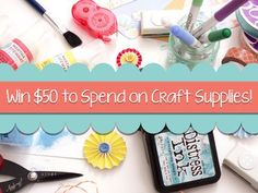 Win $50.00 worth Scrapping Goodies at Blitzy.com