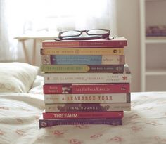 books. what more do you need?