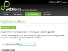 Wordpress Hosting - How to a Install Wordpress Blog in One Step wordpress hosting