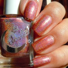 "Sassy Paints: Celestial Cosmetics: ""Sand Dune"""