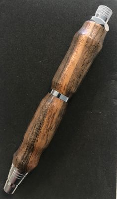 Sketch Pencil made from Chacate Preto.
