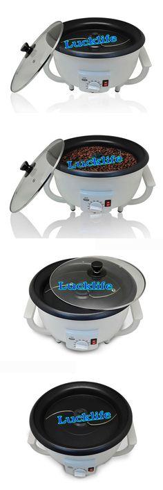 Coffee roasters Coffee bean roasting machine Baking machine 750g 800W 220V