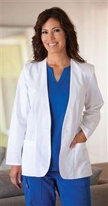 Barco Uniforms Women's Prima Collared Scrub Top 41335 $27 ... - photo #44